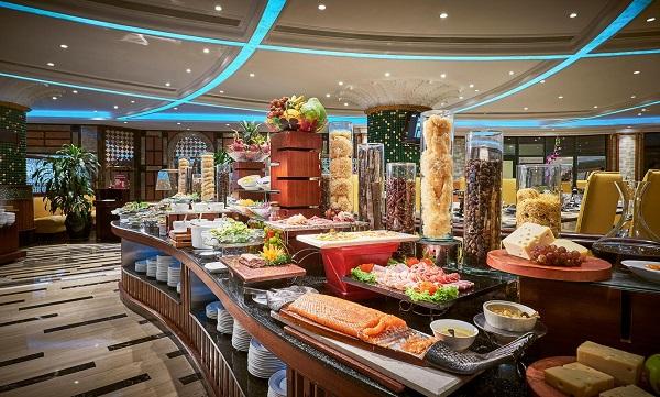 Top 10 nhà hàng buffet 5 sao ngon, nổi tiếng nhất ở TPHCM