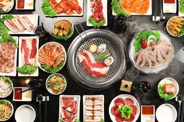 Top 10 nhà hàng buffet ngon rẻ, nổi tiếng nhất ở Cần Thơ