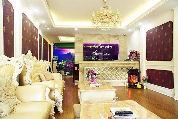 Top 10 thẩm mỹ viện lớn, uy tín hàng đầu tại Hà Nội