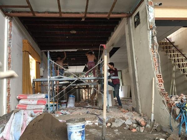 Top 5 công ty sửa chữa nhà ở uy tín nhất quận 12, TPHCM