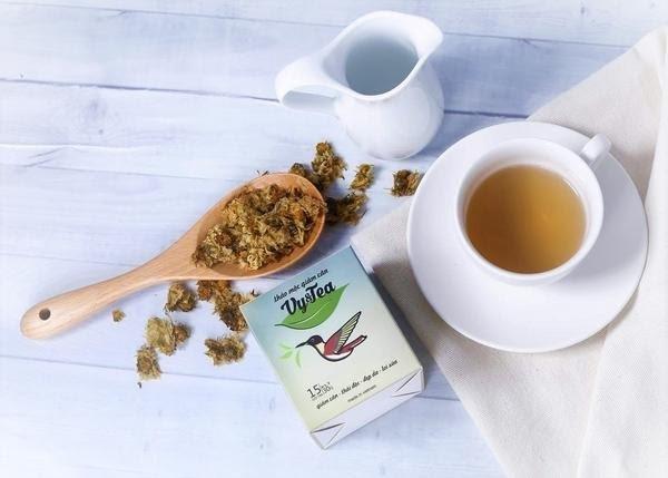 Có nên uống trà giảm cân Vy Tea không?