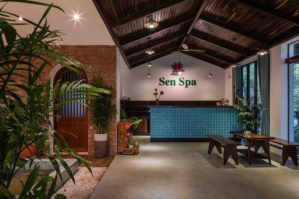 Sen Spa Nha Trang – Địa chỉ Massage lý tưởng tại Nha Trang