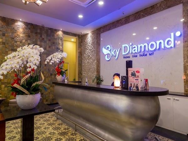Thẩm mỹ viện Sky Diamond có tốt không? Địa chỉ chi nhánh