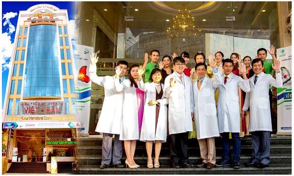 Viện thẩm mỹ Quốc Tế Việt – Hàn có tốt không? Chi nhánh
