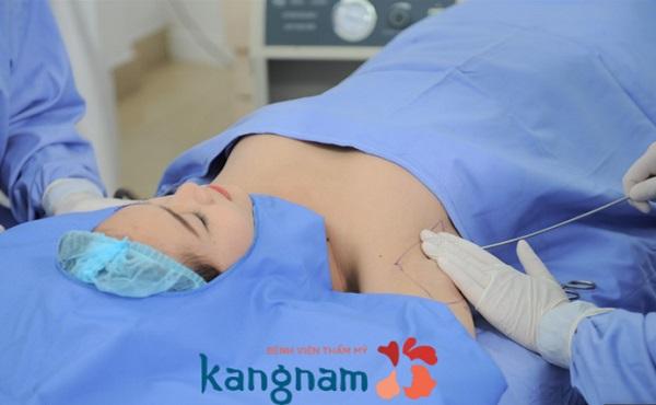 Bệnh viện thẩm mỹ Kangnam TP. Hồ Chí Minh