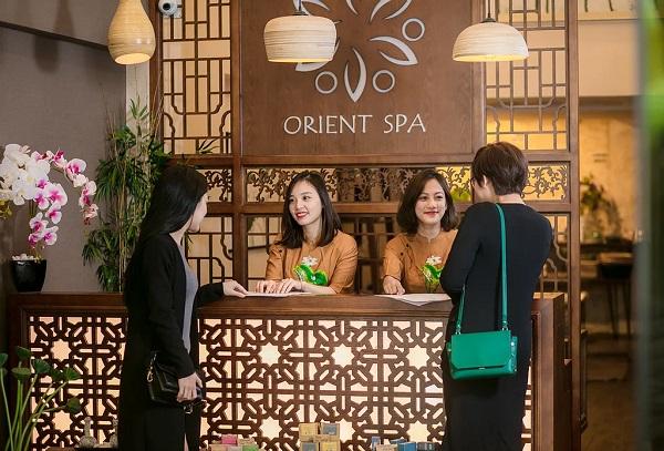 Orient Spa Hanoi có tốt không? Địa chỉ chi nhánh