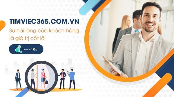 Timviec365.com.vn – Nơi dẫn lối cho ứng viên tìm việc