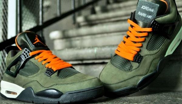 Top 10 đôi giày Nike Air Jordan 4 hot nhất thị trường