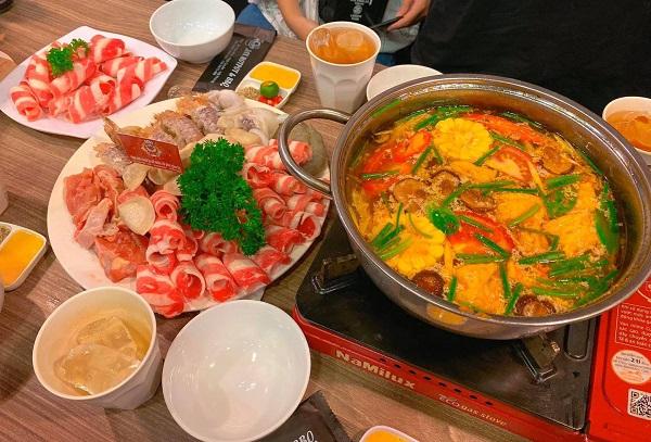 Top 10 nhà hàng buffet ngon rẻ, nổi tiếng nhất ở Hải Phòng