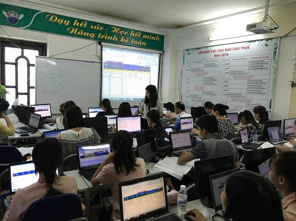 Top 10 trung tâm đào tạo kế toán thực hành tốt nhất TP.HCM