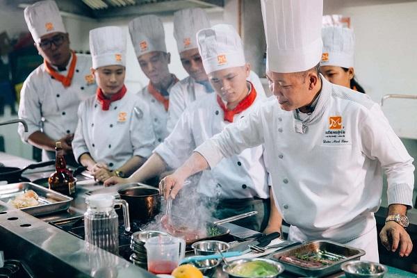 Top 10 trung tâm dạy nấu ăn tốt và uy tín nhất tại TP.HCM