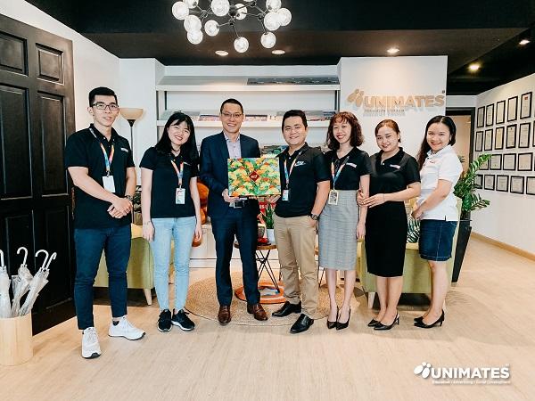 UNIMATES – Top công ty du học uy tín và vững mạnh nhất tại Việt Nam