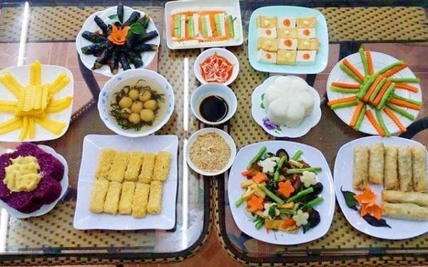 Top 5 quán Chay ngon, nổi tiếng nhất ở quận Gò Vấp
