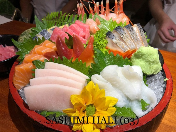 Top 5 quán Sushi ngon rẻ, nổi tiếng nhất quận Gò Vấp