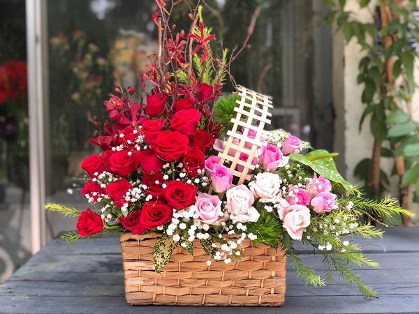 Top 5 shop hoa tươi đẹp, giá rẻ nổi tiếng nhất quận Gò Vấp