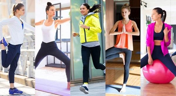 Top 10 shop bán quần áo tập yoga đẹp, giá rẻ ở TP.HCM