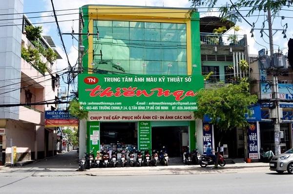 Top 10 tiệm chụp ảnh thẻ lấy liền đẹp nhất ở TP.HCM