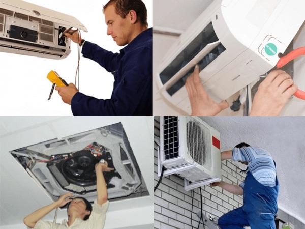 Top 5 địa chỉ sửa máy lạnh tại nhà giá rẻ, uy tín ở quận 7