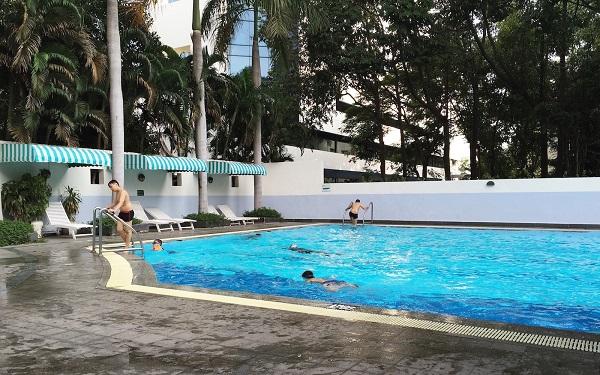 Top 5 hồ bơi sạch đẹp, nổi tiếng nhất ở quận Tân Bình