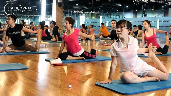 Top 5 phòng tập Yoga hiện đại, giá rẻ nhất ở quận Tân Bình