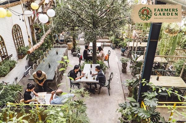 Top 5 quán cafe yên tĩnh, view đẹp nhất ở quận 7