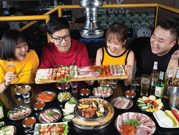 Top 5 quán nướng ngon rẻ, nổi tiếng nhất ở quận Tận Bình