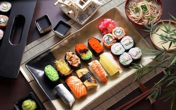 Top 5 quán Sushi ngon rẻ, nổi tiếng nhất ở quận 7