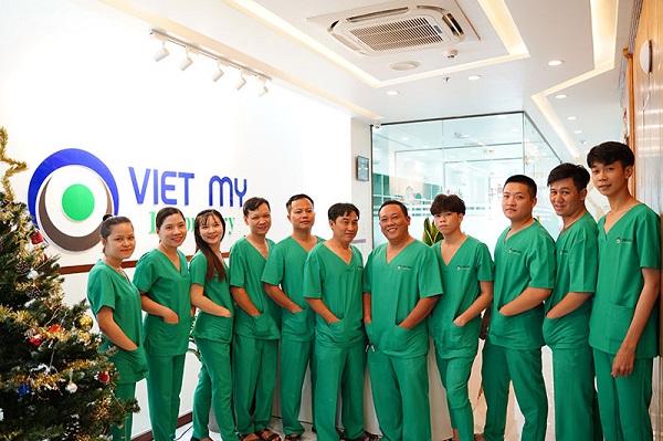 Review Nha khoa Việt Mỹ có tốt không? Dịch vụ & Địa chỉ
