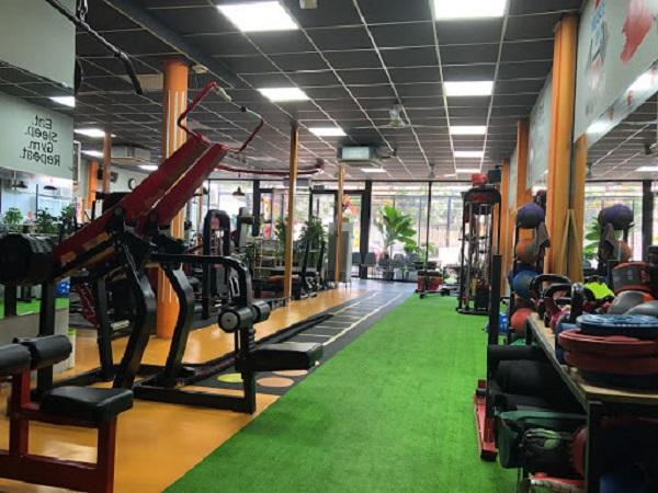 Top 5 phòng tập gym giá rẻ, uy tín nhất tại quận 7