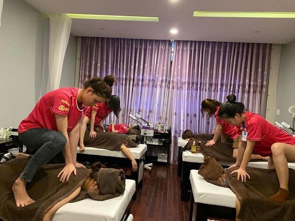 Top 5 trung tâm dạy Massage bấm huyệt uy tín nhất TP.HCM