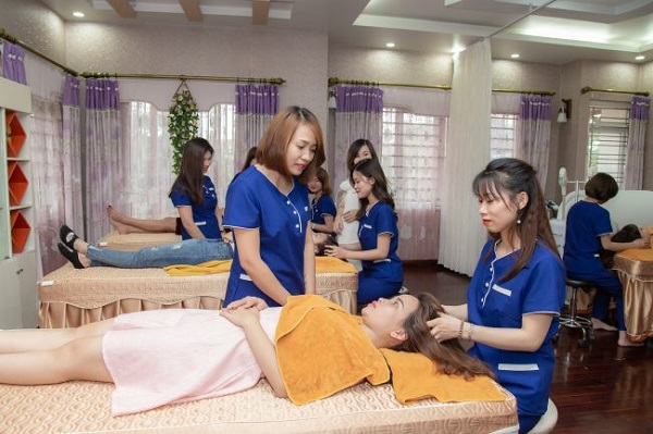 Top 5 trung tâm dạy Massage chuyên nghiệp nhất ở Hà Nội