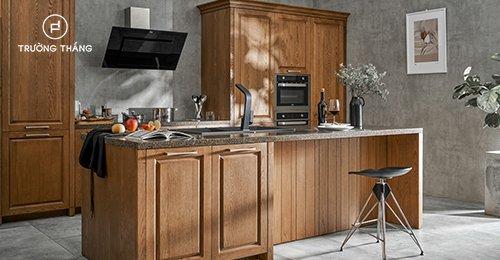 Top 5 công ty sản xuất tủ bếp gỗ đẹp, uy tín nhất tại TP.HCM