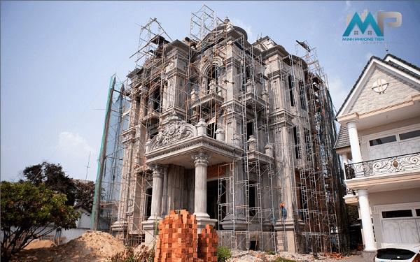 Báo giá hoàn thiện xây thô mới nhất năm 2021 – Minh Phương Tiến