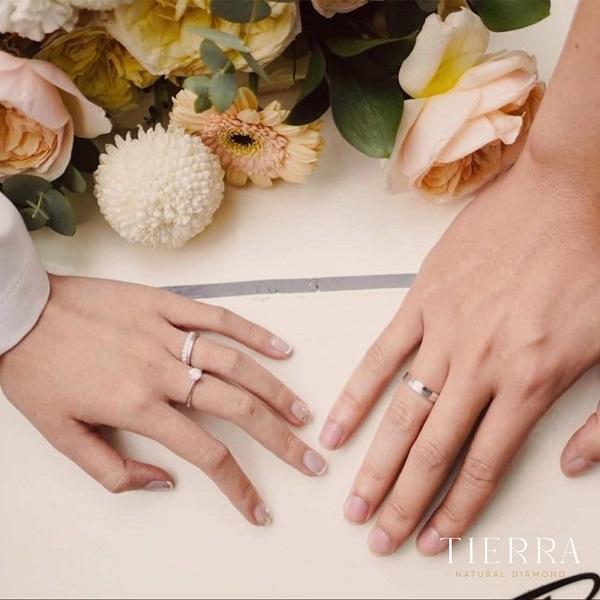 Bí kíp lựa chọn cặp nhẫn cưới hiện đại hoàn hảo nhất cho cặp đôi trẻ