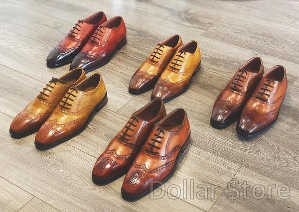 Top 5 shop bán giày nam đẹp, uy tín nhất tại Đà Nẵng