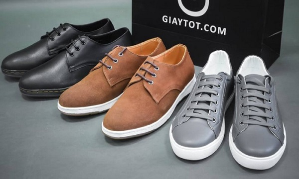 Top 5 shop bán giày nam đẹp, uy tín nhất tại Bình Dương
