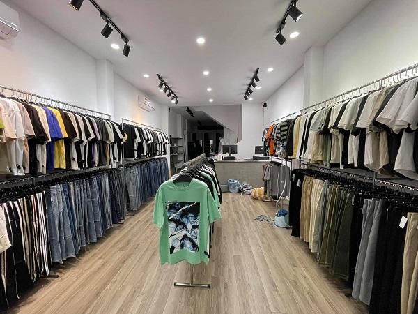 Top 5 shop quần áo nam đẹp, nổi tiếng nhất tại Đà Nẵng
