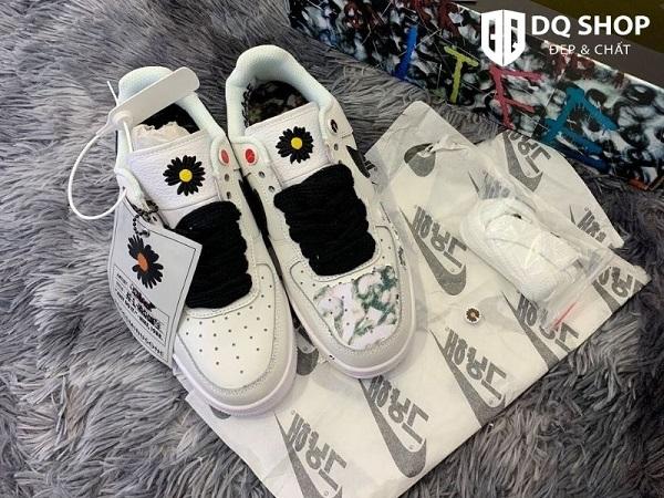 Top 10 đôi giày Nike Air Force 1 – Af1 Rep 11 Hot Trends 2021 Tại DQ SHOP