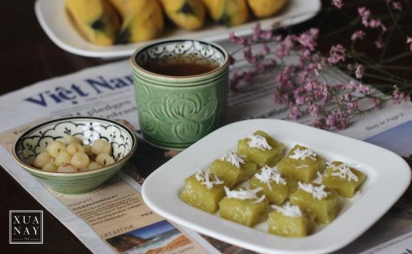 Top 5 cửa hàng bán bánh cốm ngon, nổi tiếng nhất ở Hà Nội