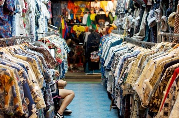 Top 10 shop bán quần áo Thái Lan giá sỉ tại TP.HCM