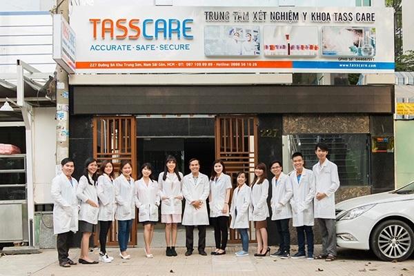 Top 10 trung tâm xét nghiệm máu tại nhà uy tín nhất TP.HCM
